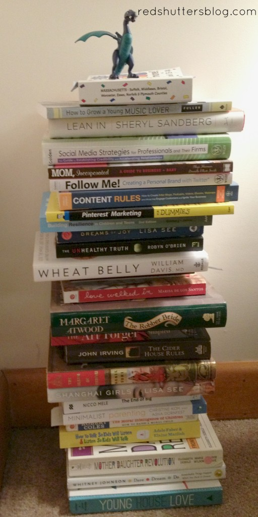 Making Books a Priority in 2014