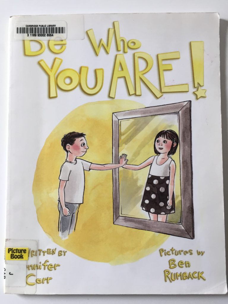 transgender kids book