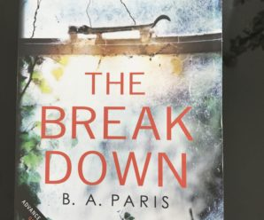 Breakdown Book Review