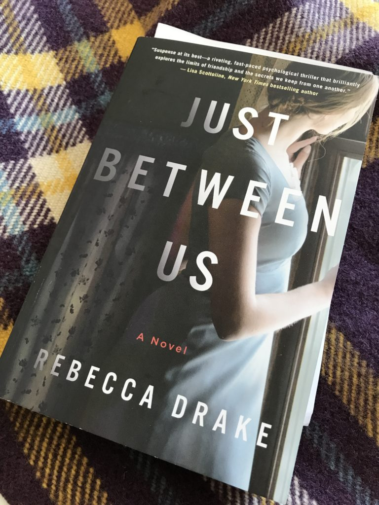 Just Between Us Book Review