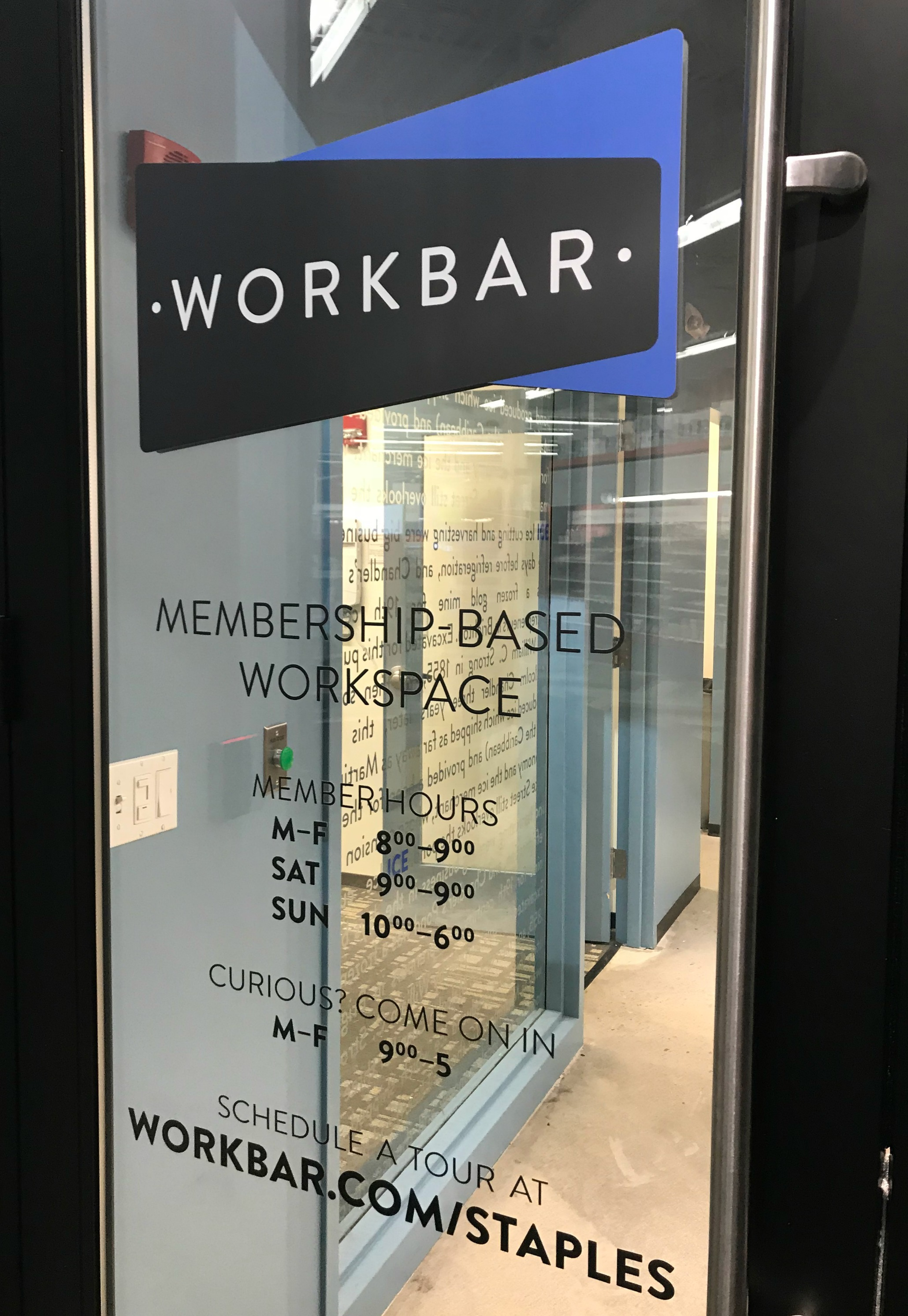 How's Your Productivity? A Day at the Workbar at Staples #ad